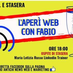 Aperì Web con Fabio Locandina