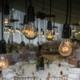 immagine evento banchetto ristorante luci fiori addobbi